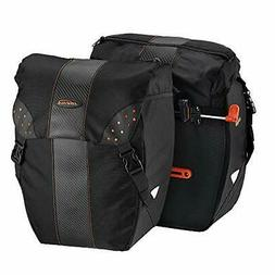 Ibera Bicycle Bag PakRak Clip-On Quick-Release All Weather B