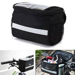 Cycling Bags Bicycle Bike Handlebar Bag Front Tube Pannier R