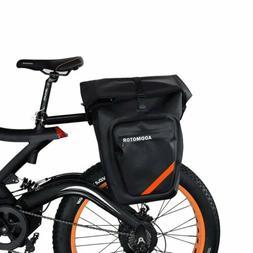Bike Pannier Waterproof Large Capacity Outdoor Traveling Cyc
