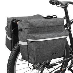 BV Cycling Bike Rear Seat Bag Panniers Rack Trunks NEW BV-BA