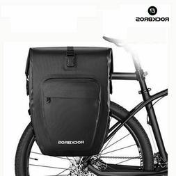 ROCKBROS Cycling Rear Seat Bag Waterproof Pannier Cycle Bike