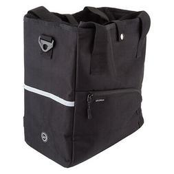 Sunlite Grocery Getter Bicycle Market Pannier Bag BLACK Comm