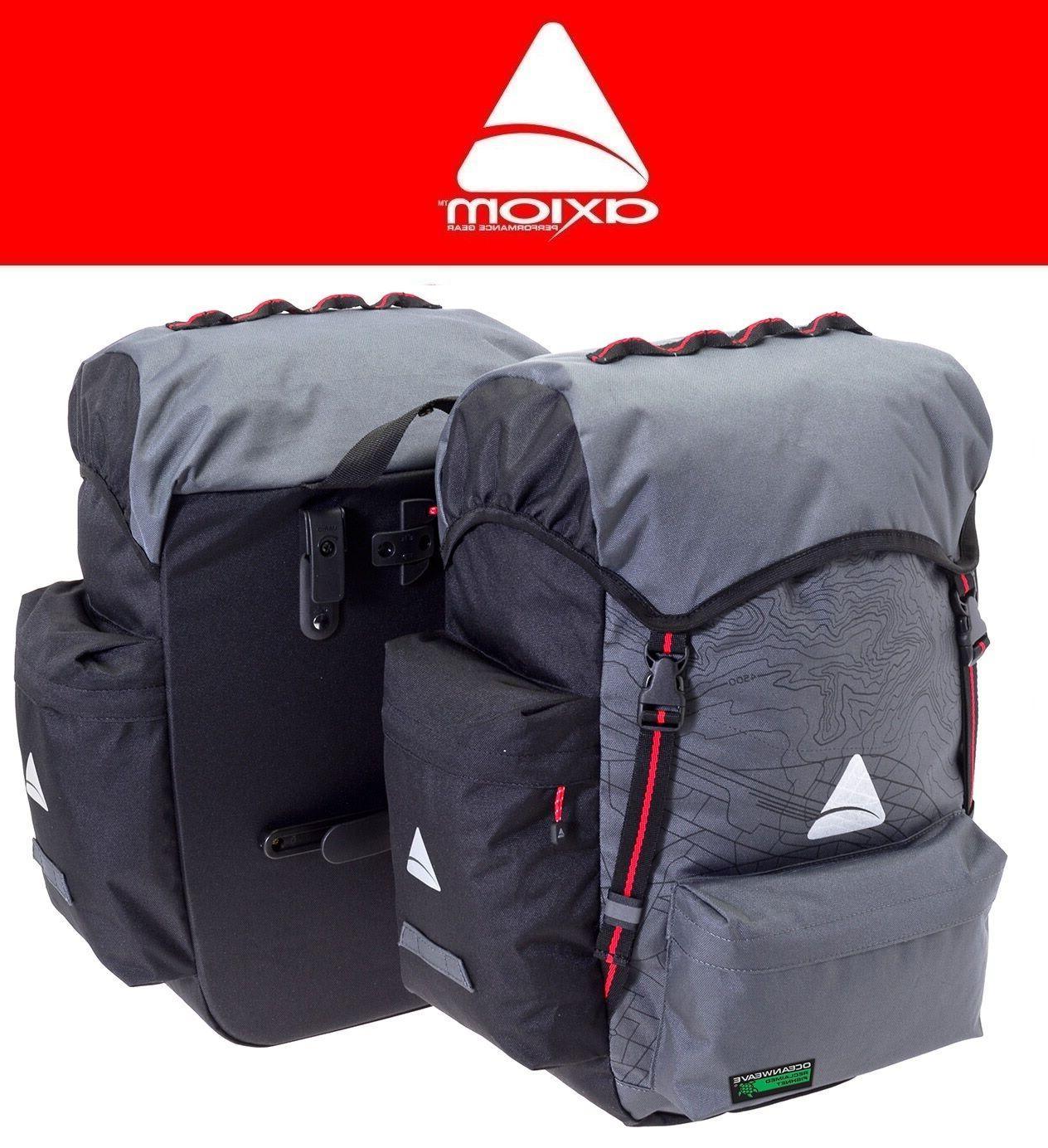 Axiom Seymour Oceanweave Bike Pair Bags