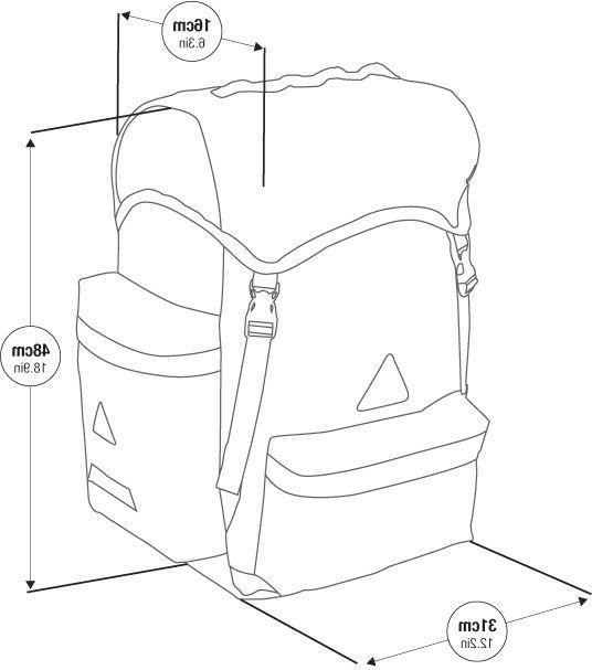 Axiom Bike Panniers Commuter Bags