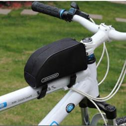 New Bright Cycling Bike Bicycle Frame Pannier Front Tube Bag