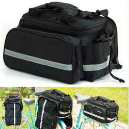 NEW Multi Cycling Bike Travel Bicycle Rear Seat Pannier shou