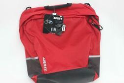 Thule Pack 'n Pedal Urban Tote Red Shoulder Strap 26.5L Pann