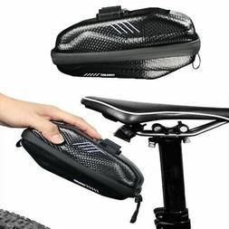 Road Bike Saddle Seat Bag Waterproof Convenient Bicycle Hard